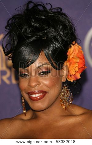 Niecy Nash at the 2006 TNT Black Movie Awards. Wiltern Theatre, Los Angeles, CA. 10-15-06
