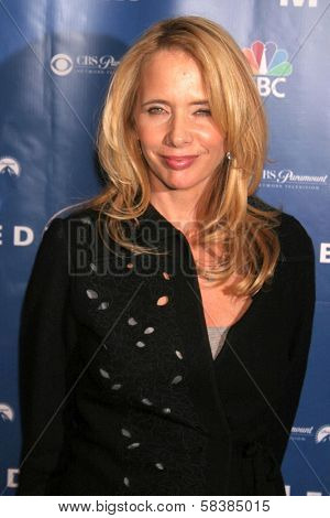 Rosanna Arquette  at the NBC fall party for the hit drama