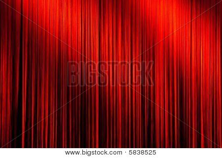 Spotlight On Curtain