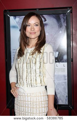 Olivia Wilde at the