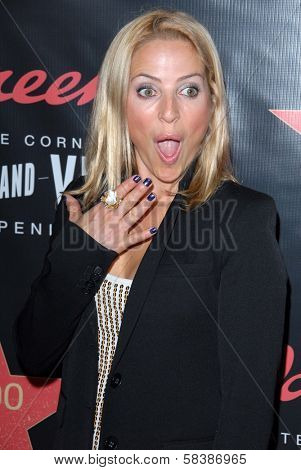 Chantal Sutherland at Walgreens' New Flagship Store Opening in Los Angeles, Walgreens, Hollywood, CA 11-30-12