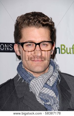 Matthew Morrison at the