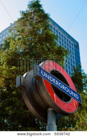 Underground Signpost