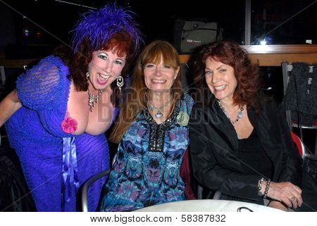 Annie Sprinkle, Veronica Hart, Kay Parker at the