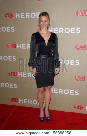 KaDee Strickland at CNN Heroes: An All Star Tribute, Shrine Auditorium, Los Angeles, CA 12-02-12
