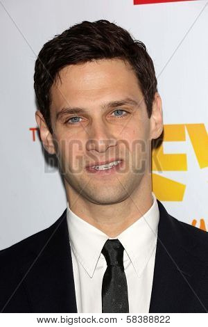 Justin Bartha at the 2012 Trevor Project Live, Palladium, Hollywood, CA 12-02-12