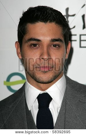 LOS ANGELES - NOVEMBER 10:  Wilmer Valderrama at the Los Angeles Premiere of