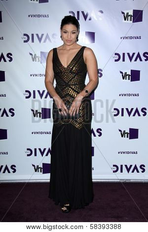 Jordin Sparks at VH1 Divas 2012, Shrine Auditorium, Los Angeles, CA 12-16-12
