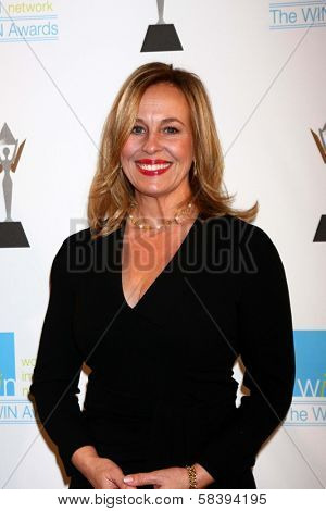Genie Francis at The 14th Annual Women's Image Network WIN Awards, Paramount Studios, Hollywood, CA 12-12-12
