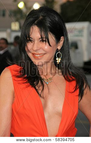 WESTWOOD, CA - NOVEMBER 05: Maria Conchita Alonso at a Special Presentation of