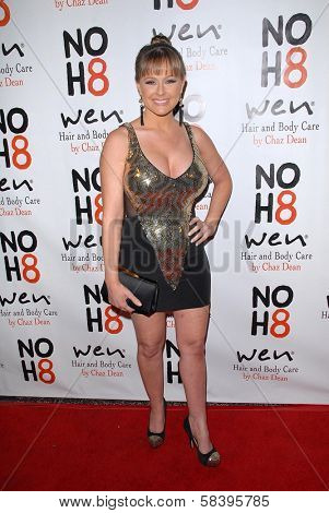 Katie Lohmann at the NOH8 Campaign 4th Anniversary Celebration, Avalon, Hollywood, 12-12-12