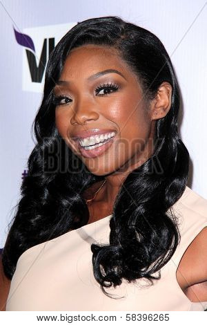 Brandy Norwood at VH1 Divas 2012, Shrine Auditorium, Los Angeles, CA 12-16-12