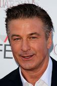 Alec Baldwin at the