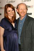 Bryce Dallas Howard and Ron Howard at the Glamour Reel Moments Short Film Series presented by Cartie