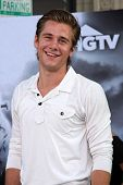 Luke Benward at the