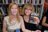 Serena, Nina Hartley at a book signing for