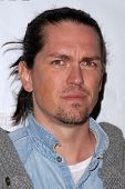 Steve Howey at the