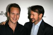 LOS ANGELES - NOVEMBER 15: Patrick Wilson and Todd Field at the New Line Cinema's