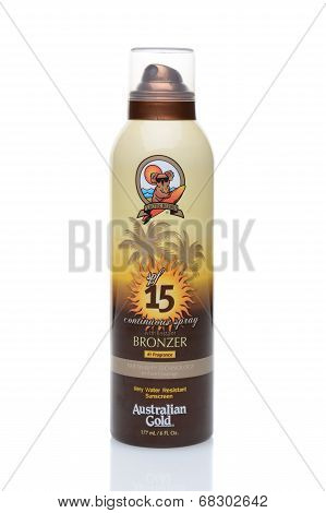 Australian Gold Sunscreen