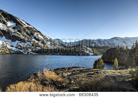 Inyo National Forest - Ellery Lake - Yosemite