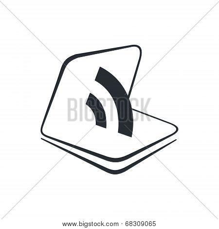 Audio Book Sign