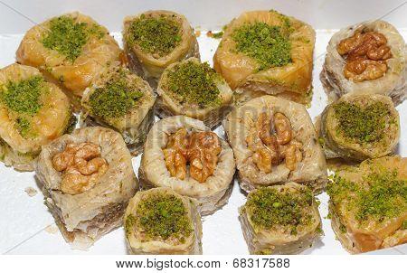 Turkish Baklavas