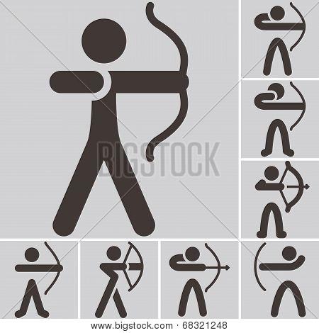 Archery Icons