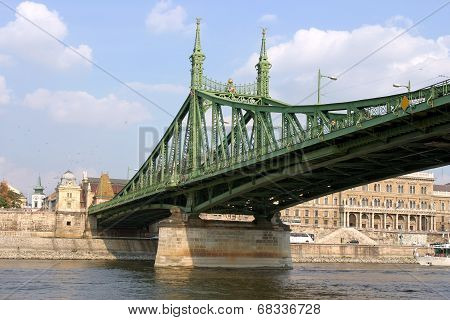 Liberty - Szabadsag - Bridge Budapest