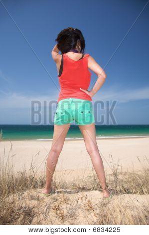 Keep Hair At Beach