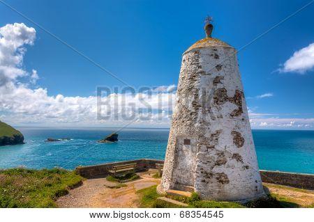 Portreath Cornwall England