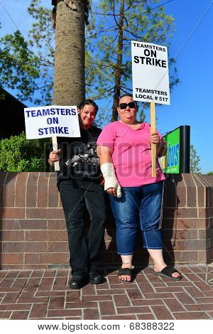 Women Strikers