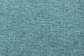 foto of indigo  - texture of knitted fabric blue color indigo for abstract backgrounds - JPG