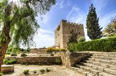 picture of crusader  - The medieval castle of Kolossi - JPG