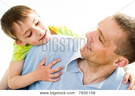Father With His Son