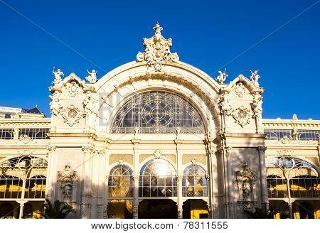 Colonnade, Marianske Lazne (Marienbad), Czech Republic