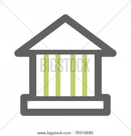 Banking Web Icon