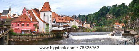 The City On Vltava River