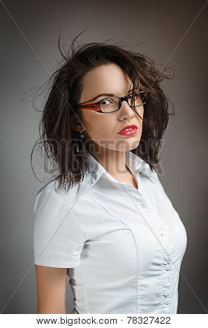 Sexy Businesswoman