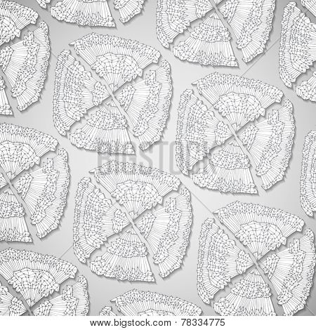 Original hand drawn abstract background, vector eps10 illustration