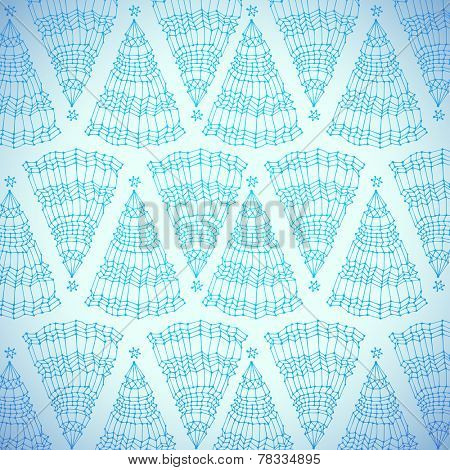 Hand drawn abstract background, vector eps10 illustration