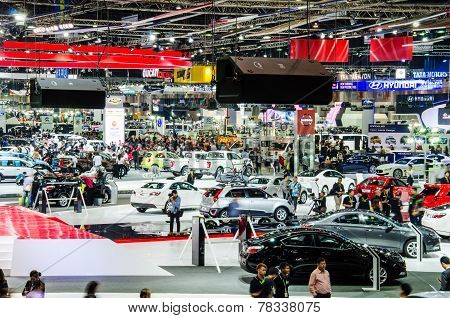 Thailand International Motor Expo 2014
