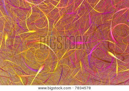Confetti Celebrate Background