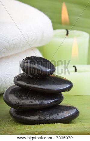 Hot Stone Treatment