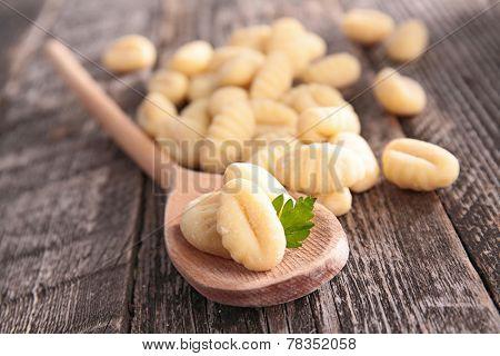 raw gnocchi