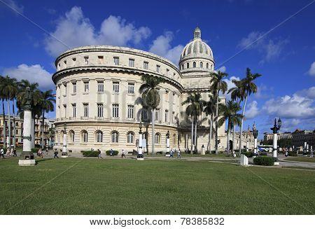 Capitolio in Havana.