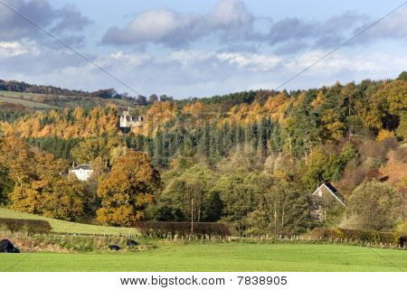 West Lothian, Scotland, Autumn