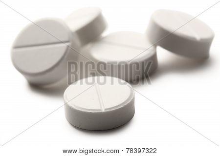 Aspirin Pills