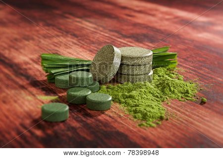 Detox. Alternative Medicine.