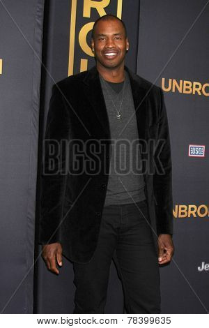 LOS ANGELES - DEC 15:  Jason Collins at the