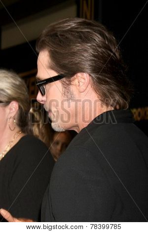 LOS ANGELES - DEC 15:  Brad Pitt at the